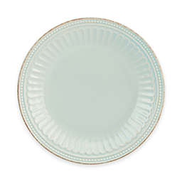 Lenox® French Perle Groove Accent Plate in Ice Blue