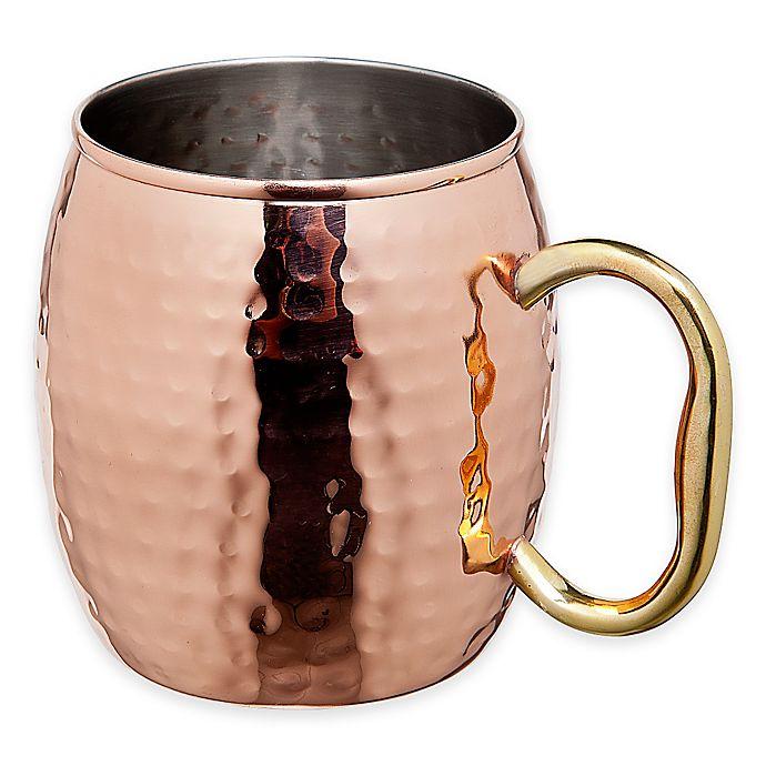 Alternate image 1 for Godinger Moscow Mule 20 oz. Mug