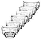 La Rochere Sundae Ice Cream Cups (Set of 6)
