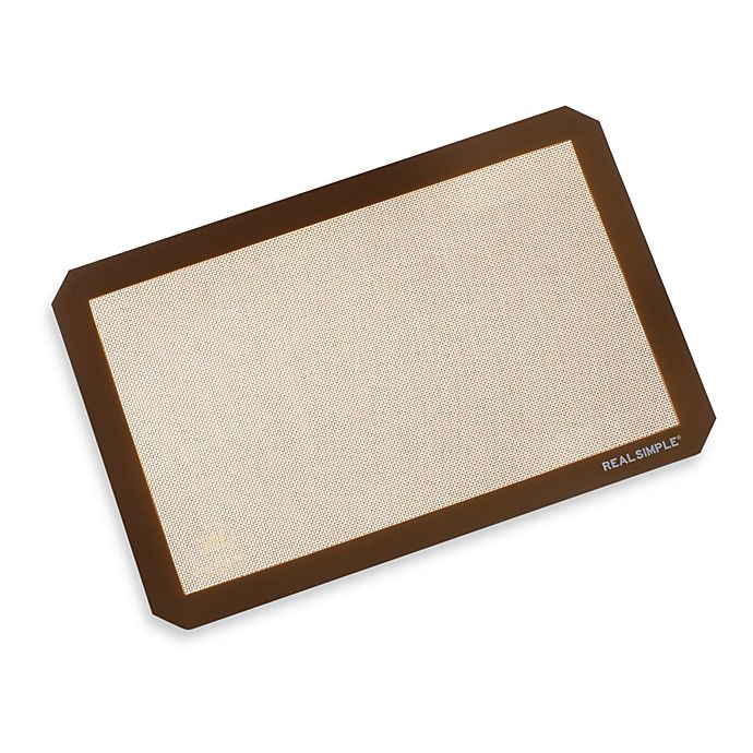 Alternate image 1 for Real Simple® Professional Silicone Baking Mat