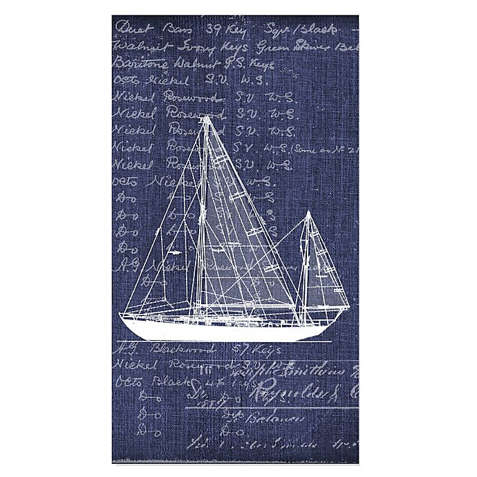 Nautical Guest Towels: Bed Bath And Beyond Canada
