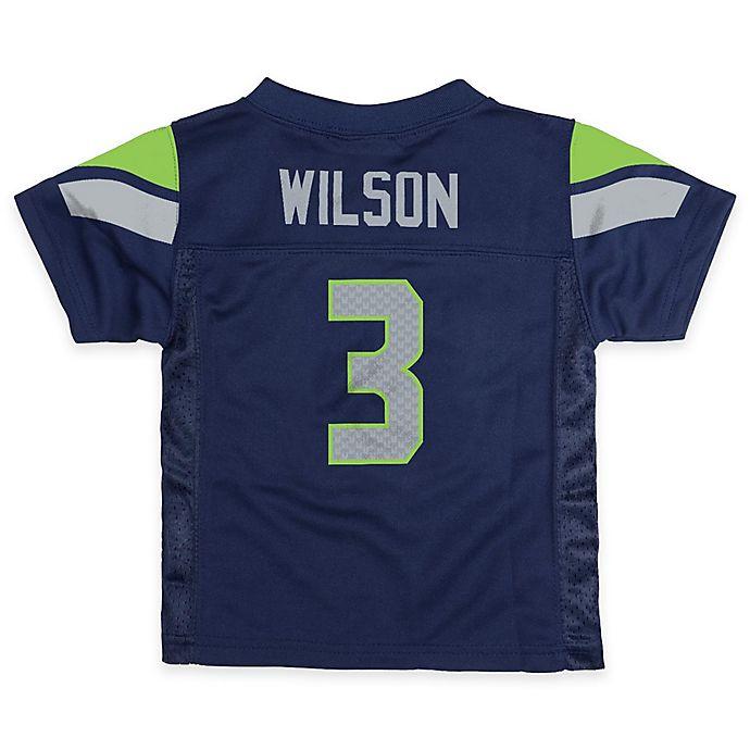 Alternate image 1 for NFL Seattle Seahawks Russell Wilson Jersey in Blue