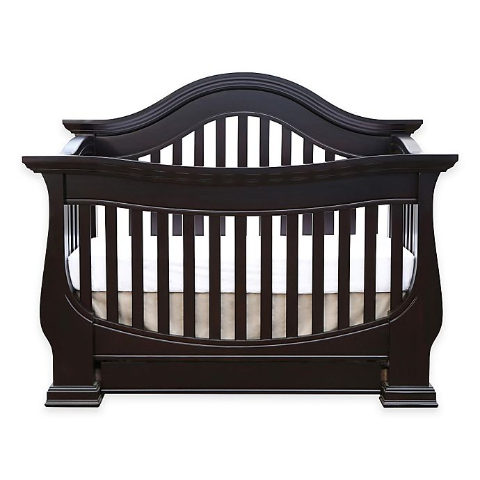 Baby Appleseed 174 Davenport 4 In 1 Convertible Crib In