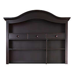 Baby Appleseed® Hutch and Bookcase in Espresso