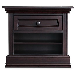 Baby Appleseed® Nightstand in Espresso
