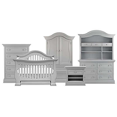 Baby Appleseed® Davenport Nursery Furniture Collection in Moon Grey