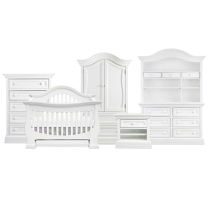 Baby Leseed Davenport Nursery Furniture Collection In