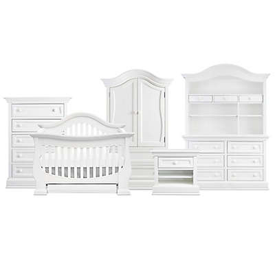 Baby Appleseed® Davenport Nursery Furniture Collection in Pure White