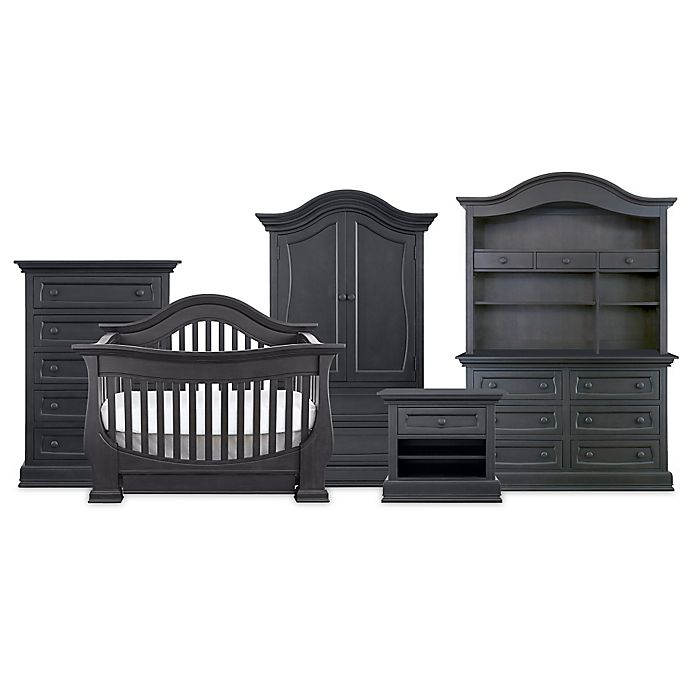 Alternate image 1 for Baby Appleseed® Davenport Nursery Furniture Collection in Slate