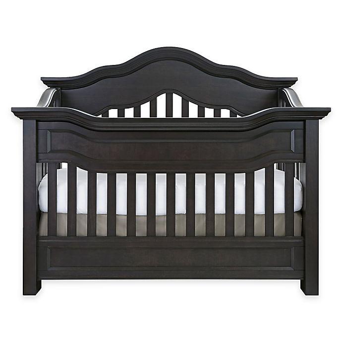 Alternate image 1 for Baby Appleseed® Millbury 4-in-1 Convertible Crib in Slate