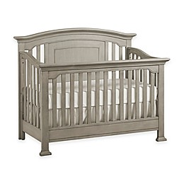 Kingsley Brunswick 4-in-1 Convertible Crib in Ash Grey