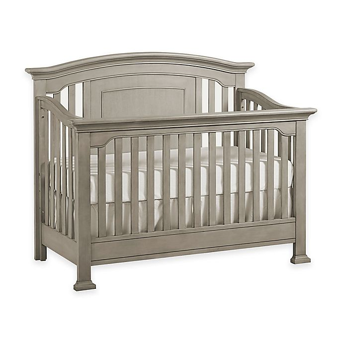 Alternate image 1 for Kingsley Brunswick 4-in-1 Convertible Crib in Ash Grey