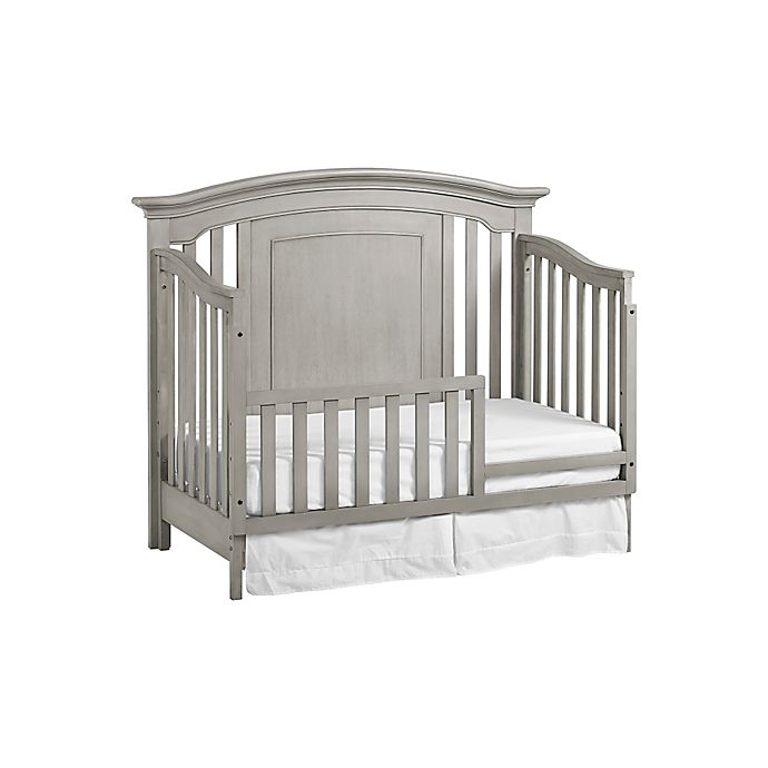 Alternate image 1 for Kingsley Brunswick Toddler Guard Rail in Ash Grey