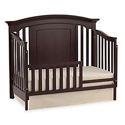 Kingsley Brunswick Toddler Guard Rail in Espresso