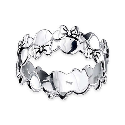 Disney® Minnie Mouse Sterling Silver Ring