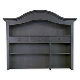 Baby Appleseed® Hutch and Bookcase in Slate