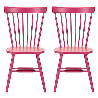 Safavieh Parker Spindle Side Chairs (Set of 2)