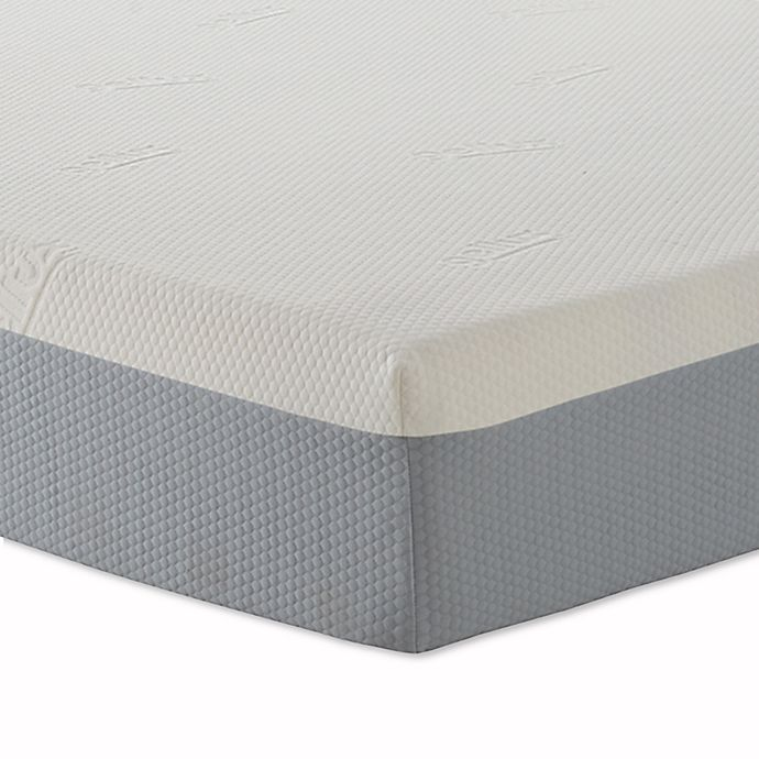 Alternate image 1 for E-Rest V Memory Foam Twin Mattress