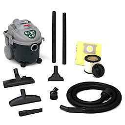Shop-Vac® 58704004 4-Gallon 4.5 Peak HP All Around Plus Wet/Dry Vacuum in Green