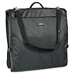 WallyBags® 45-Inch Framed Garment Bag with Shoulder Strap in Grey