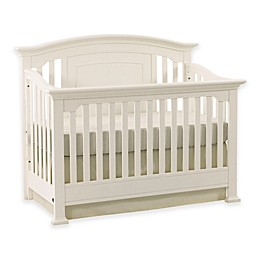 Kingsley Brunswick 4-in-1 Convertible Crib in White