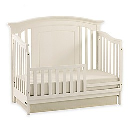 Kingsley Brunswick Toddler Guard Rail in White