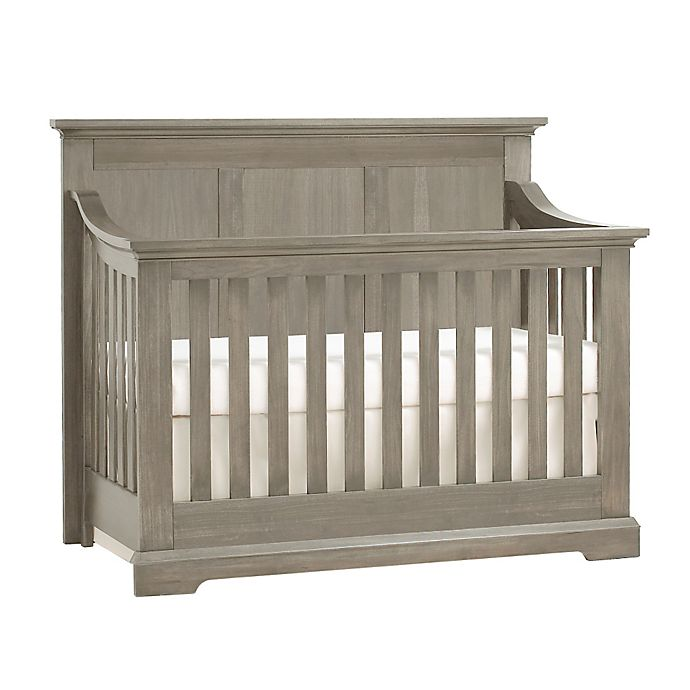 Alternate image 1 for Kingsley Jackson 4-in-1 Convertible Crib in Ash Grey
