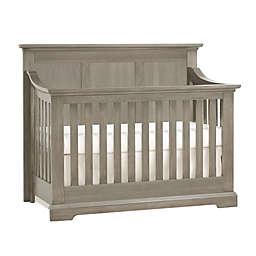 Kingsley Jackson 4-in-1 Convertible Crib in Ash Grey