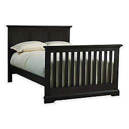 Kingsley Jackson Full Size Bed Rails in Slate