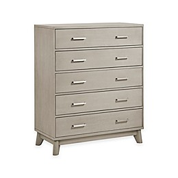 Kingsley Wyndham 5-Drawer Chest in Ash Grey