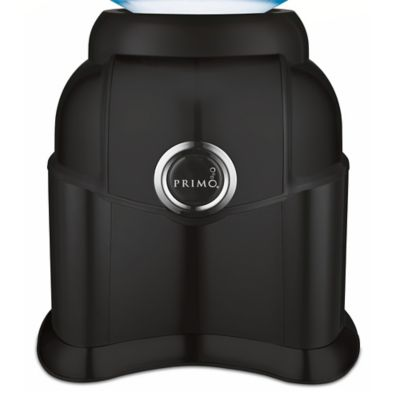 Primo 5 Gallon Tabletop Water Dispenser In Black Bed