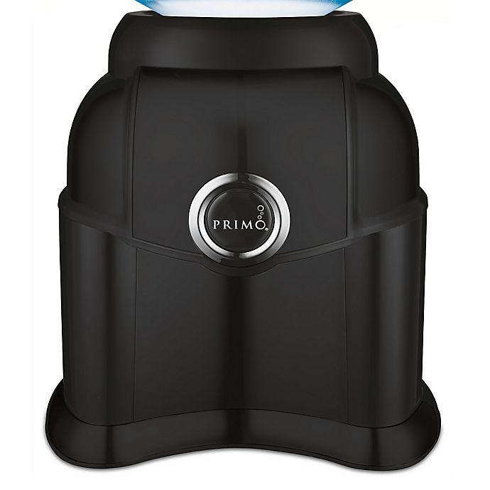 Alternate image 1 for Primo 5-Gallon Tabletop Water Dispenser in Black