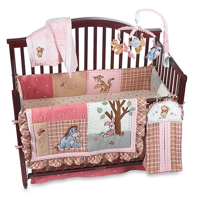 Disney's Winnie the Pooh Delightful Day Crib Bedding ...