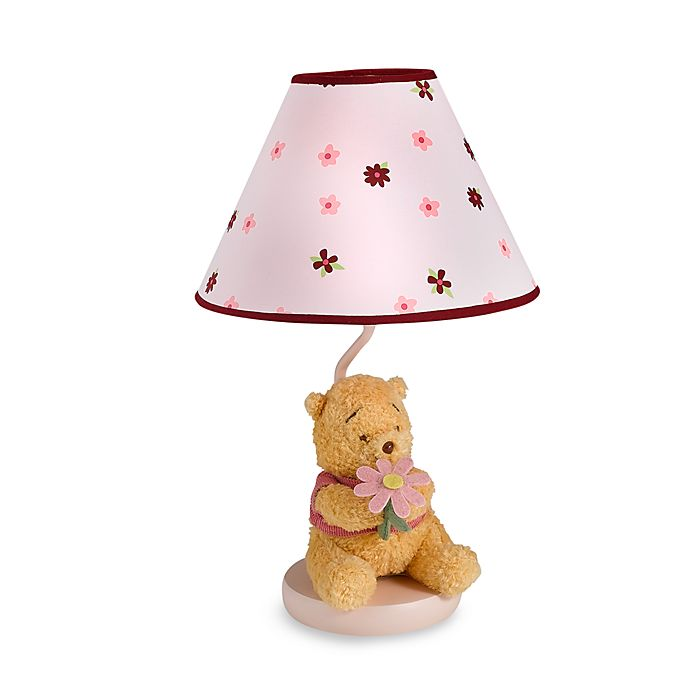 Disney S Winnie The Pooh Delightful Day Lamp Base And