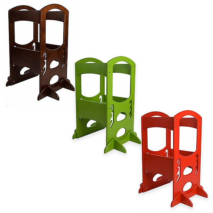 Alternate image 1 for Little Partners Original Learning Tower Step Stool