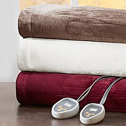 Beautyrest® Plush Heated Blanket