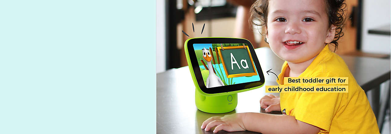 AILA™ Sit & Play™ is a hands-free and safe virtual preschool