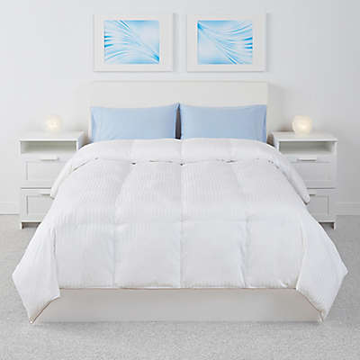 Sleep for Success!™ by Dr. Maas™ Down Alternative Comforter in White