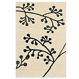 Safavieh Soho Ivory and Grey Botanical Wool Rugs