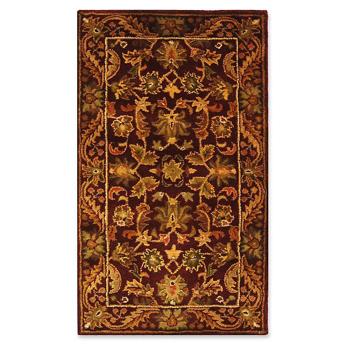 Alternate image 1 for Safavieh Antiquities 5-Foot x 8-Foot Wool Rug in Red