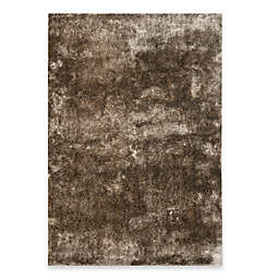 Safavieh Paris 2-Foot x 3-Foot Shag Rug in Sable