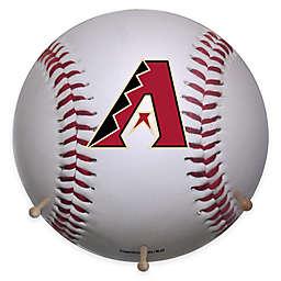 MLB Arizona Diamondbacks Team Logo Baseball Coat Rack