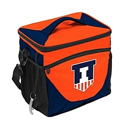 University of Illinois 24-Can Cooler Bag