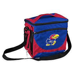 University of Kansas 24-Can Cooler Bag