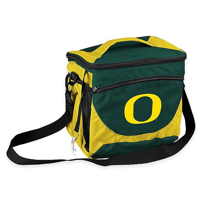 Alternate image 1 for University of Oregon 24-Can Cooler Bag