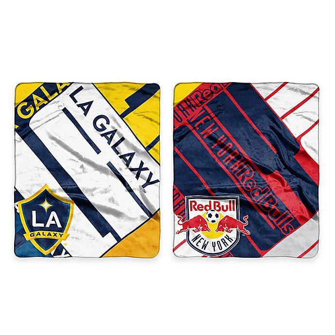 Alternate image 1 for MLS Super-Plush Raschel Throw Blanket