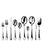 Gourmet Settings Windermere 45-Piece Flatware Set