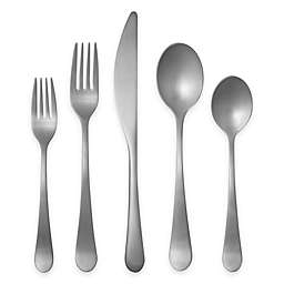 Gourmet Settings Windermere Matte Flatware Collection