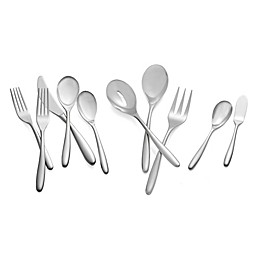 Nambe Bend 45-Piece Flatware Set
