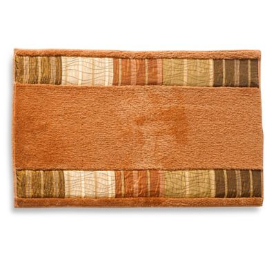 Sierra Bath Rug In Copper Bed Bath And Beyond Canada